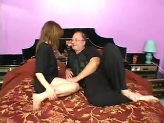 Stepdad Gives Sammy Her First Sex Lesson !
