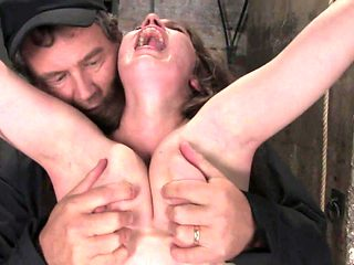 Devaun in Devaun In Her First HogTied Shoot Suffersthough A Real Time, No Cuts, No Breaks, Brutal...