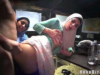 Lebanese Arabic Anal Sneaking In The Base