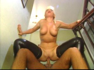 Fabulous pornstar Laura Megan in best big tits, latex sex clip