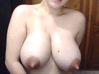 Amazing milk filled tits
