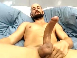 Str8 big daddy on bed