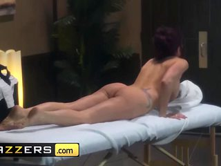 Brazzers - Real Wife Stories - Monique Alexander Xander Corvus - Spa For Horny Housewives