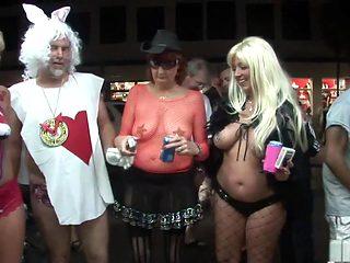 Best pornstar in horny mature, outdoor xxx video