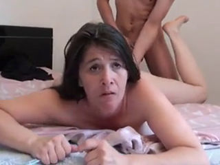 French Mature Analed