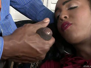 This is porn video about wild brutal black sex by Layton Benton and Sean Michaels. She sucks his ...