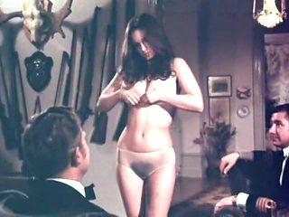 Christina Lindberg nude scene