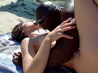 Wife getting fucked on beach 2 - Ben