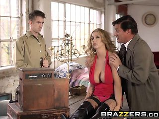 Brazzers - Shes Gonna Squirt - Leigh Darby an