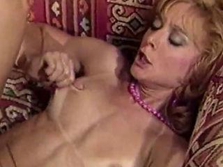 Nina Hartley Sucks And Fucks A Large Cock