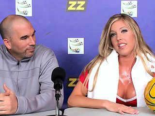 Brazzers - Big Tits In Sports -  Suck-Sex in