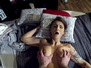 Naughty Mom Plays With Dick
