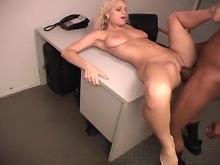 Mia Banggs Gets Her Pussy Streched By Big Black Cock