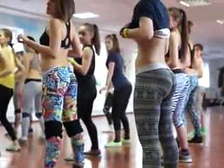 Russian Twerk Class