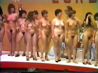 Nude Public Show Miss Eureka 2