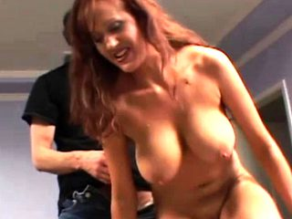 Hot Housewife keeps asking for more fuck