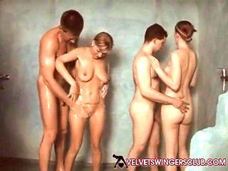 Velvet Swingers Club private party orgy Euro sex club