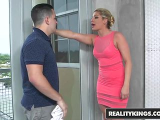 RealityKings - Moms Bang Teens - Lexxxus Adams, Nikki Capone, Peter Green - Bone In Capone