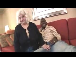 Busty PAWG Granny Cant Handle BBC