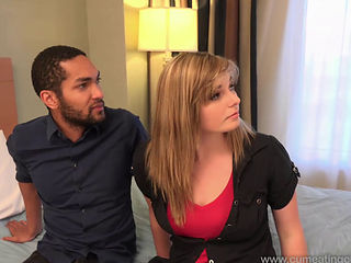 Alice Nysm Fucks A Bbc In Front Of Her Hubby