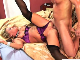 naughty mom loves anal passion