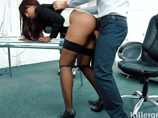Sade Rose Fucking With Her Boss
