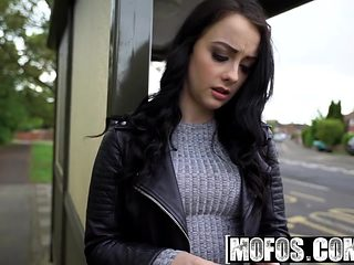Mofos - Public Pick Ups - Cute British Chick Needs Cash star