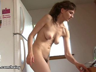 Sofia Rodas in Amateur Movie - ATKHairy