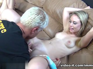 Incredible pornstars Charlee Monroe, Brynn Jay in Crazy Threesomes, Small Tits porn video