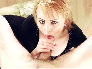 Exotic amateur Blowjob, Wife sex clip