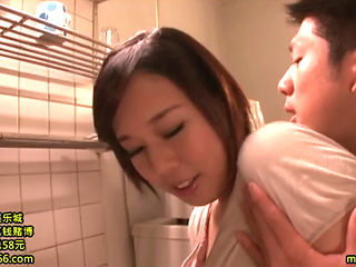 Asian Girl With Big Tits Getting Fucked