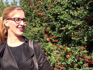 French Milf Debbie 1st Anal
