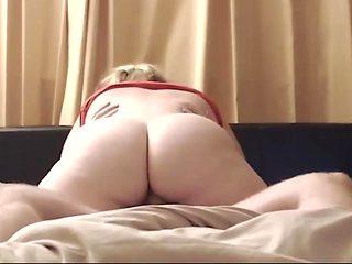 My PHAT Ass Riding Cock!