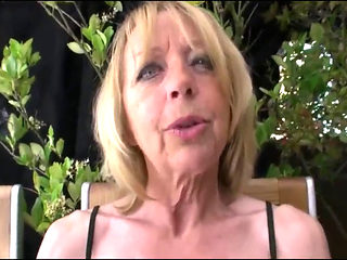 Classy French Granny Sodomized By Delivery Boy