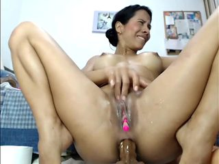 Dildo Riding Squirter 2