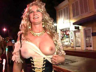 Exotic pornstar in crazy blonde, group sex adult scene