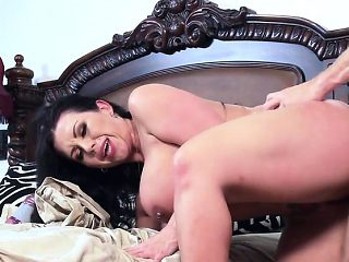 Mature Boss Sheridan Love Gets Boned And Cum Sprayed