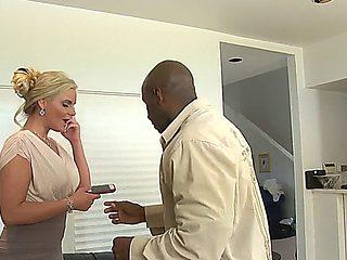 Fucks Her Hot Cunt