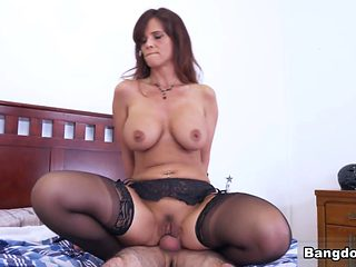 Fucking Her Pussy  - BangBros