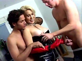 Incredible pornstar Erica Lauren in horny blonde, facial xxx video