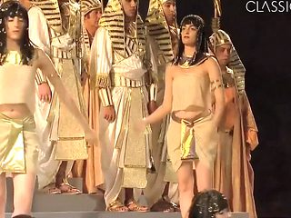 Naked Ballet Verdi Aida