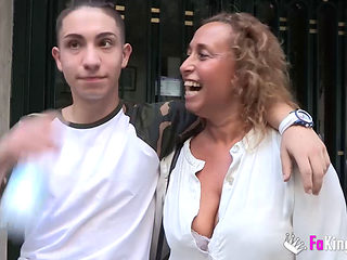 Hot Mature Teacher Fucks Teen Student