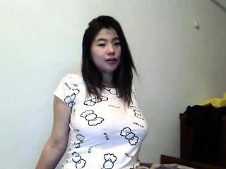 Asian Big Boobs Cam Girl Cute 3