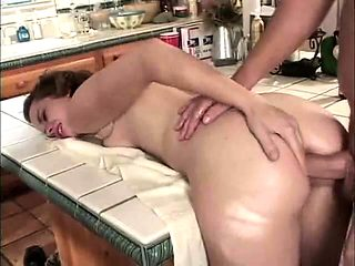 Small tit Asian hairy pussy felt out