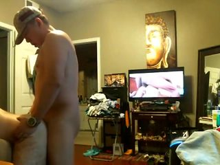 FUCKING A MARRIED BISEXUAL HUSBAND....HE HAS A HOT TIGHT MAN'S PUSSY :)