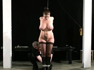 Hawt female sadomasochism scenes with torment and sex