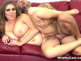 Crazy pornstar Alex Chance in Best Natural Tits, Big Ass xxx video