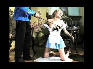 Maid for cruel Master