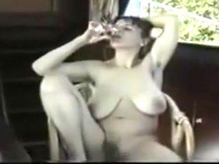 Andrea Dalton - Pissen und Ficken (alter Film)