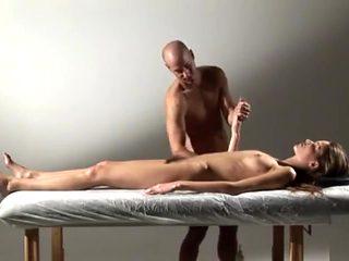 Silvie - The Naked Masseur - Hegre art